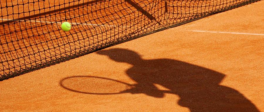 tennis ombre