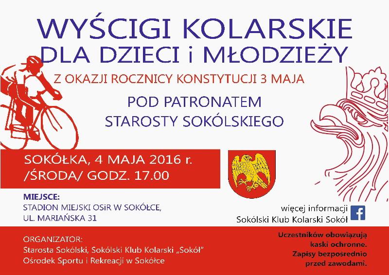 wyscigi_kolarski_3_maja_2016_plakat