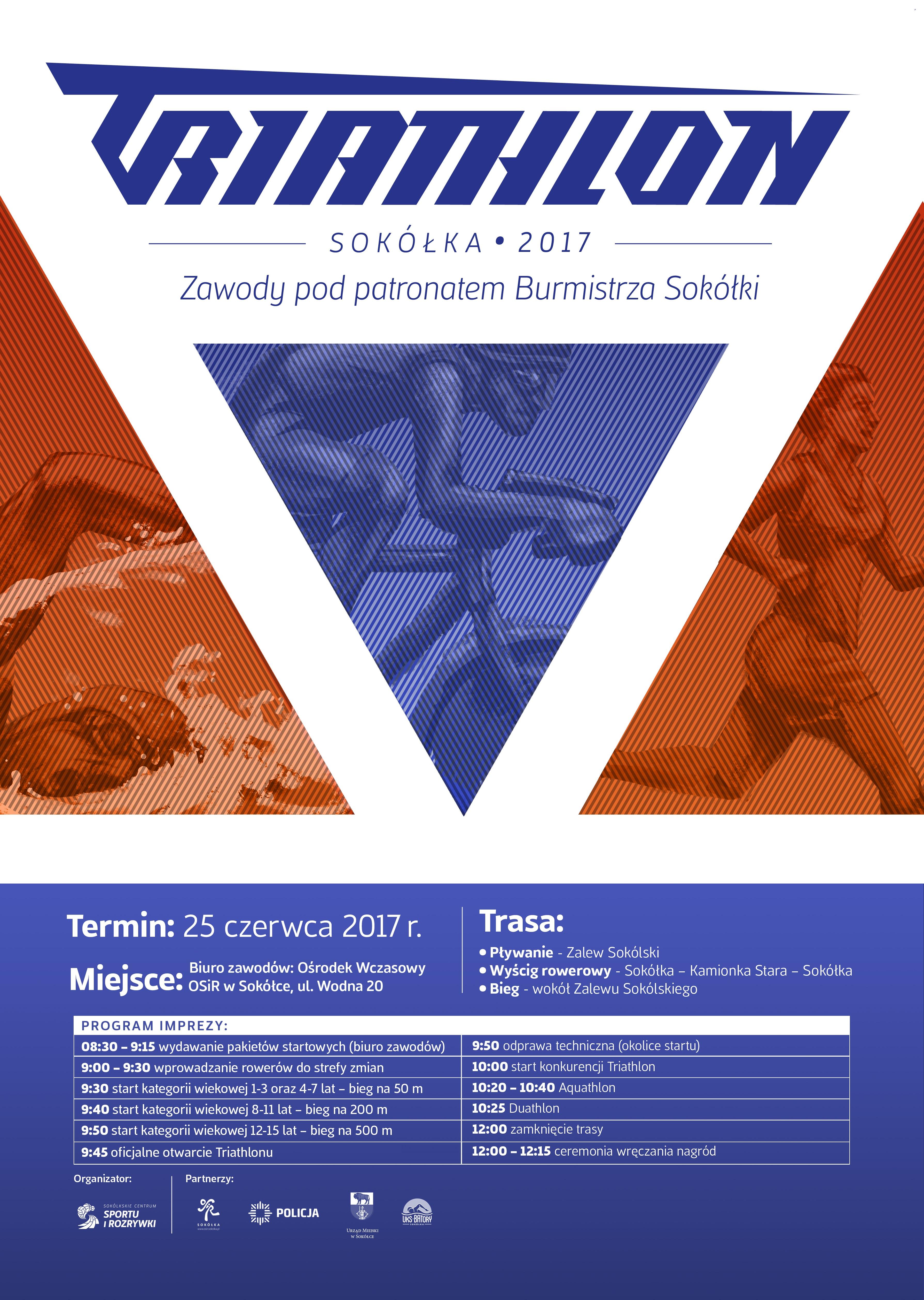 Triathlon Sokółka